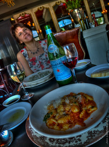 Gnochi at Pazzo's