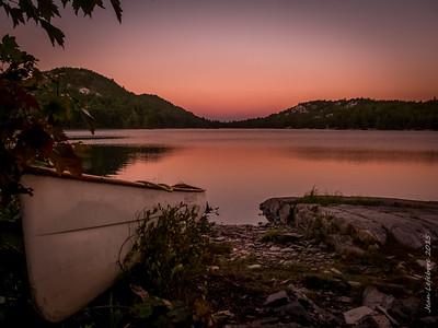Grace Lake, Killarney, Ontario