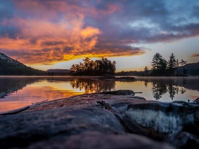 OSA sunset