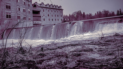 Fergus - formerly known as  Little Falls #2