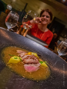The best ever Goose sous-vide!