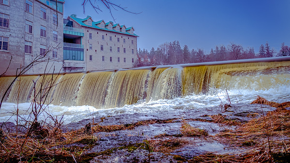 Fergus - formerly known as  Little Falls