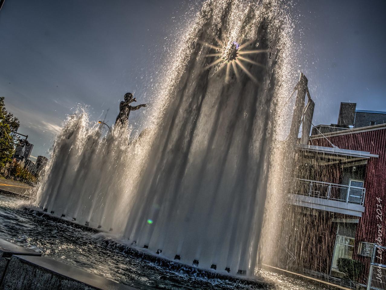 Olympic Park - Art - Seattle
