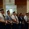 "The 26th Annual Veteran's Day program at Pennrdige North Middle School was a Special Patriotic Program to: ""Honor The War Veterans"". Photo by Debby High"