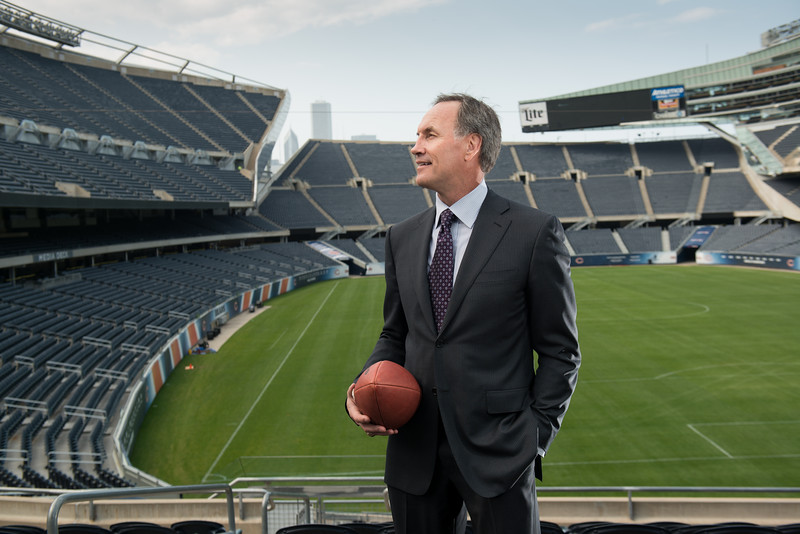 Gary Fencik, 1985 Super Bowl Champion with the Chicago Bears, is the Head of Business Development  at Adams Street Partners in Chicago.