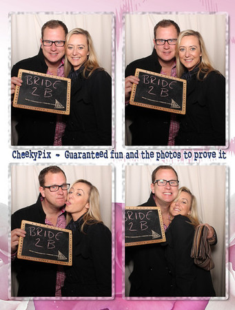 Bartley Lodge open day photo booth
