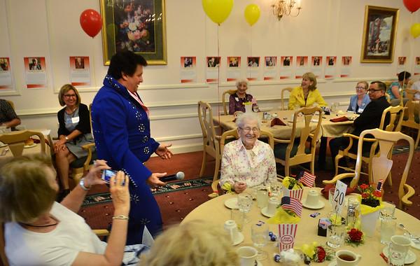 2015 Centenarian Celebration
