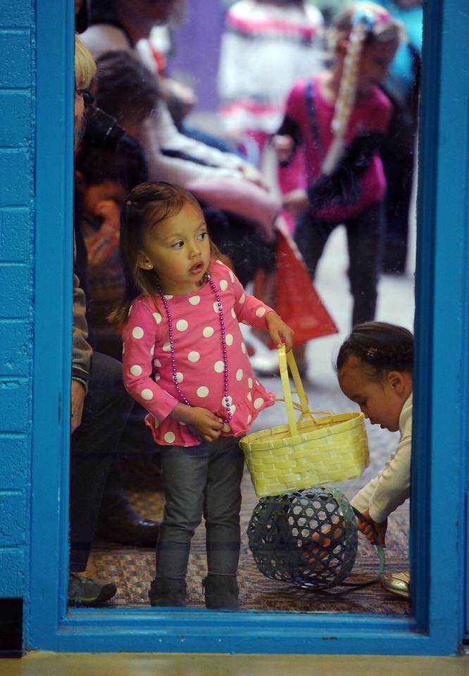 Preschool Easter Party