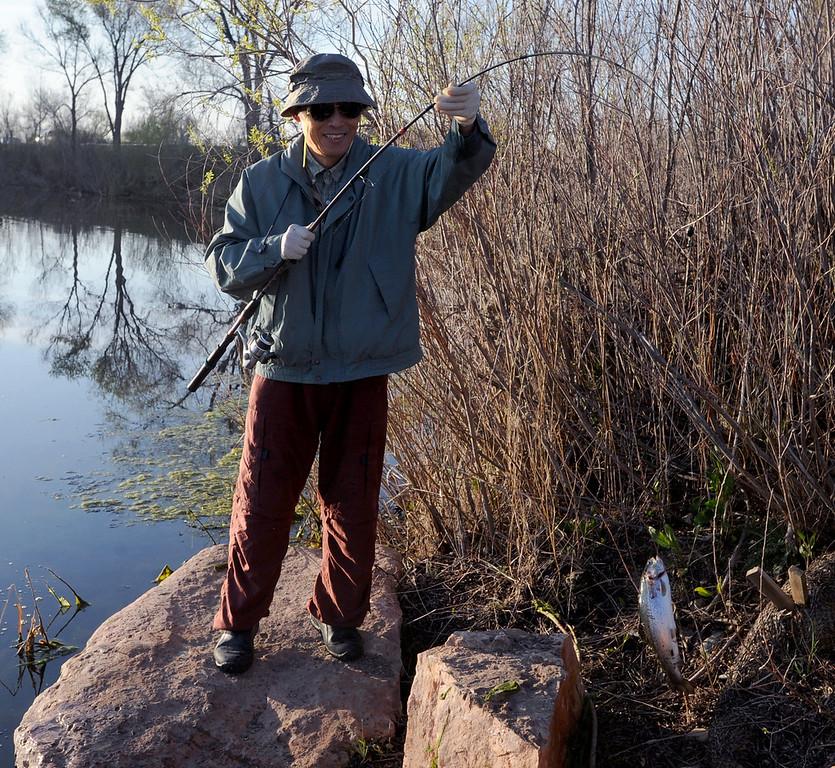 Annual Seniors' Fish-Off
