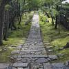 Path, Ryoanji Temple, Kyoto