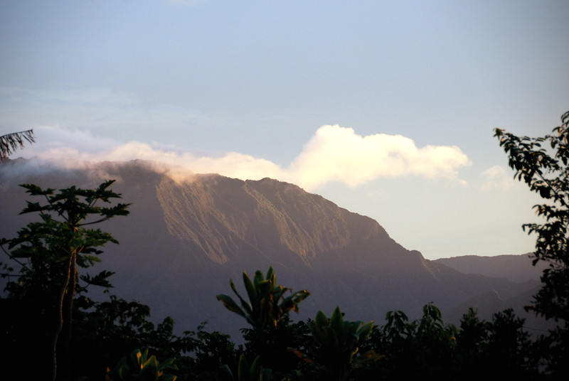 Mauna Mamaloha, Hanalei, Kaua`i