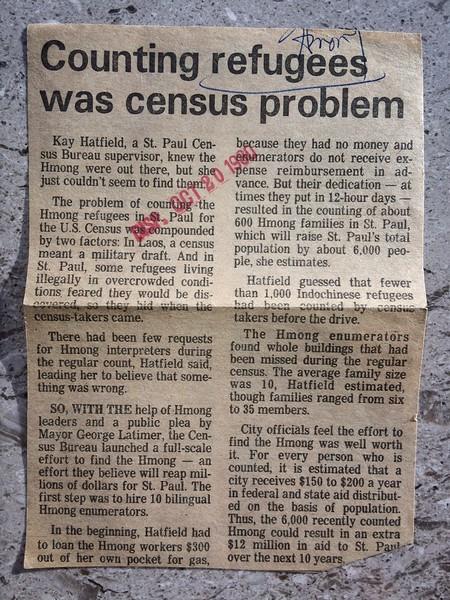 Census article