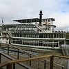 Riverboat Discovery paddlewheel boat to native village