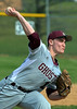 Bob Raines--Montgomery Media<br /> Abington pitcher Paul Poppert.
