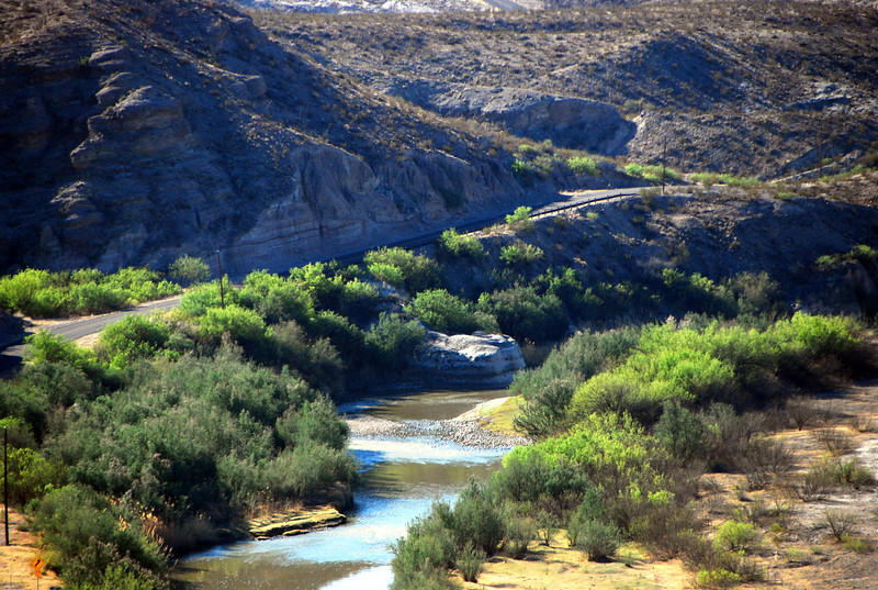 The River Road and the Rio Grande