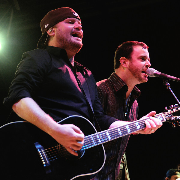 Randy Rogers and Wade Bowen