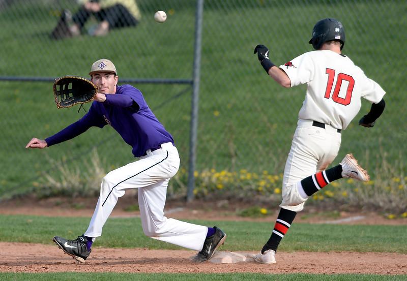 Boulder vs Fairview Baseball