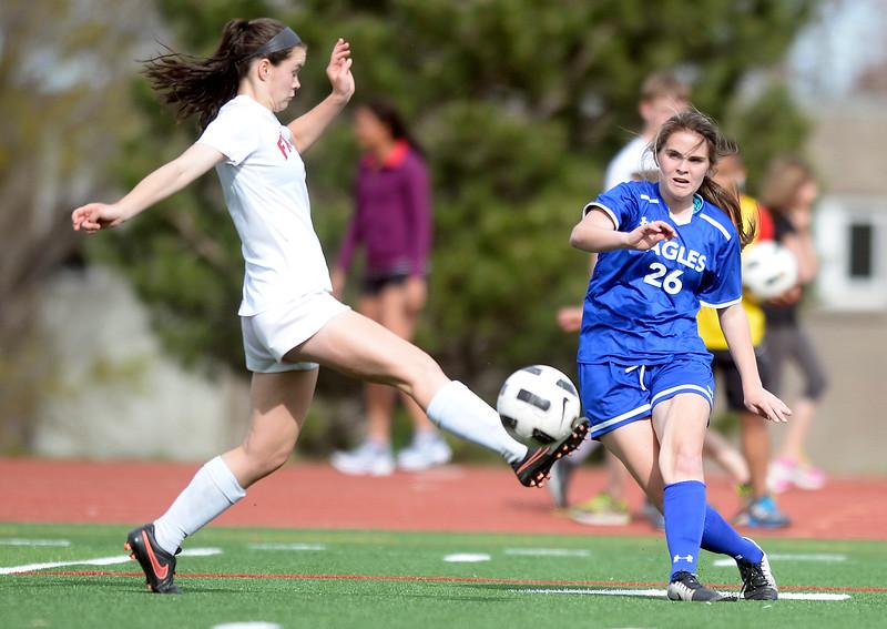 Broomfield vs Fairview Soccer