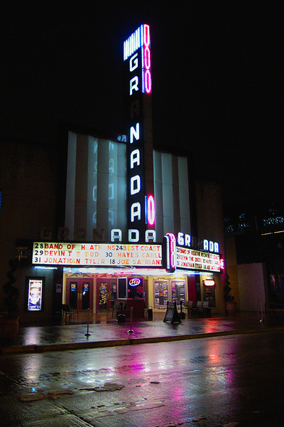 Granada Theater, Dallas