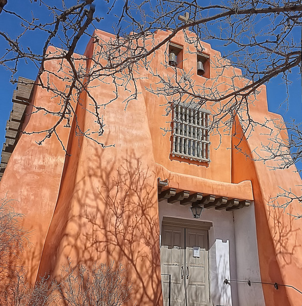 Santa Fe mission