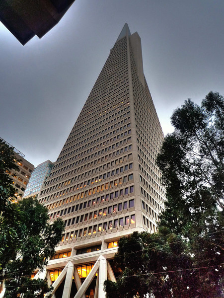 Transamerica Tower, San Francisco