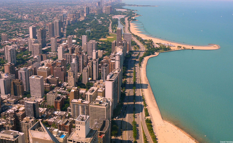 Lakeshore Drive, Chicago