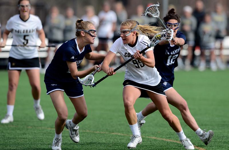 CU vs New Hampshire Lacrosse