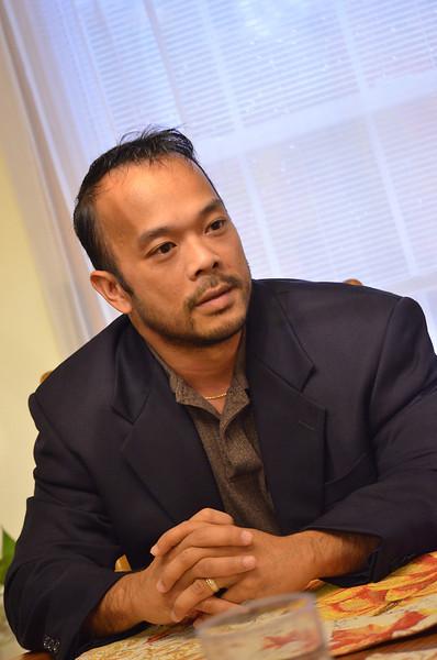 Fitchburg City Councilor Dean Tran. SENTINEL & ENTERPRISE / Ashley Green