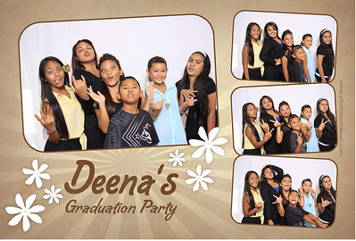 Deena's Graduation Party (Fusion Portraits)