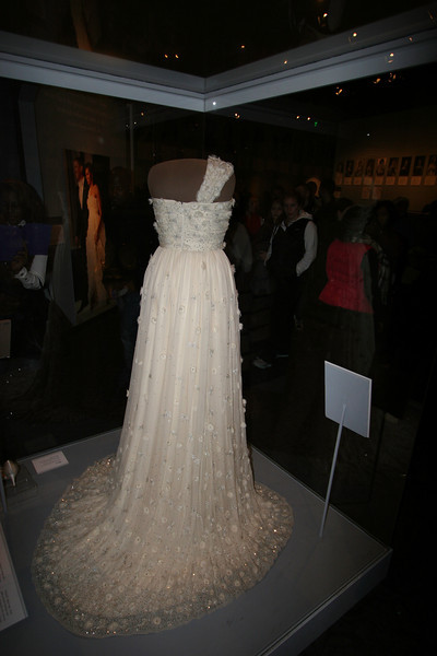 First Lady Michelle Obama's Inaugural Gown