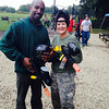 Paintball - Shawna and Will