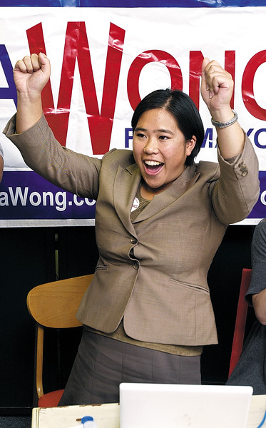 Fitchburg Mayor Lisa Wong: Through the Years