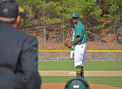 Fitchburg State University vs Nichols baseball game April 28, 2015