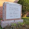 St. Joseph's Church in Gardner. SENTINEL & ENTERPRISE/JOHN LOVE