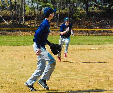 HS baseball scrimmage: NM @ St. Bernard's