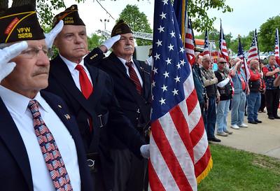 Hatboro-Horsham School District Veteran's Monument Dedication Program