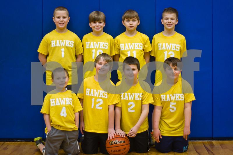 Hawks #1  2014-1056