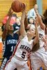 Springfield's Jewell Ringgold battles Jenkintown's Nina Lindenbaum-Grosbard and Jen Kremp Tuesday, Dec. 30, 2014.<br /> Bob Raines-Digital First Media