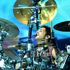 Journey drummer Deen Castronovo performs with the band at the Minnesota State Fair on September 1, 2014. (Pioneer Press: Sherri LaRose-Chiglo)