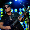 Journey's lead guitarist Neal Schon performs  at the Minnesota State Fair on September 1, 2014. (Pioneer Press: Sherri LaRose-Chiglo)