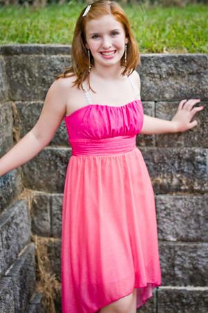 Kaylin Homecoming 2013