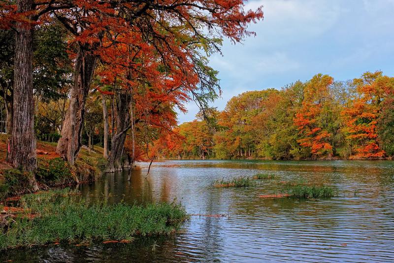 Sunday morning on Cypress Creek
