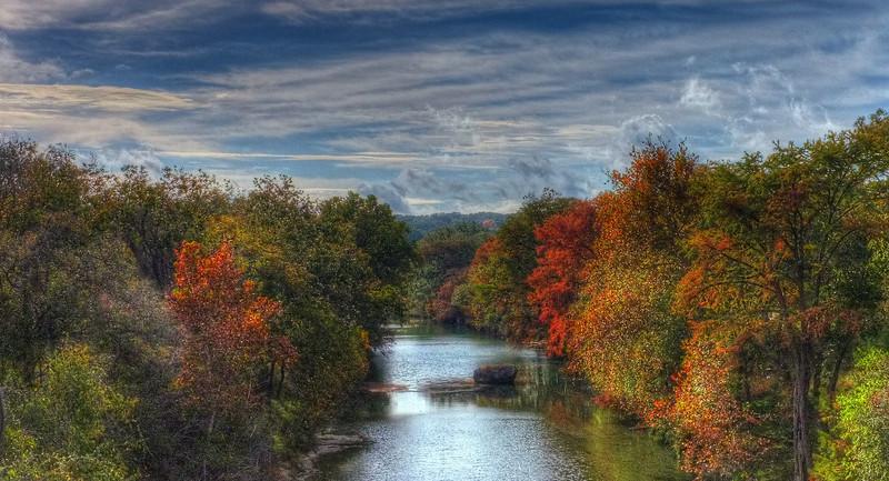 Blanco River near Wimberley