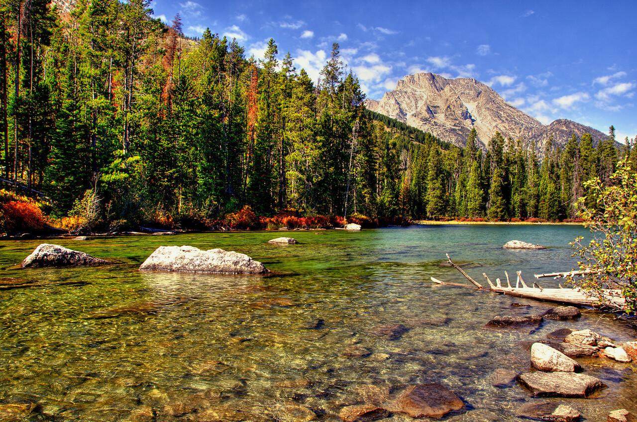 Leigh Lake