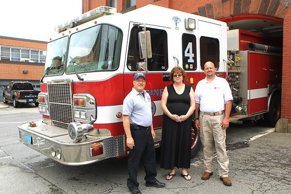 Leominster Fire & Red Cross