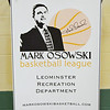 Leominster Mayor Dean Mazzarella joined the Recreation Department to dedicate the basketball league in memory of Mark Osowski on Saturday morning. Osowski was a Leominster native who went on to coach in the NBA and always returned to give back to the community. He died on August 21, 2004, at the age of 41 from complications of pancreatitis. SENTINEL & ENTERPRISE / Ashley Green