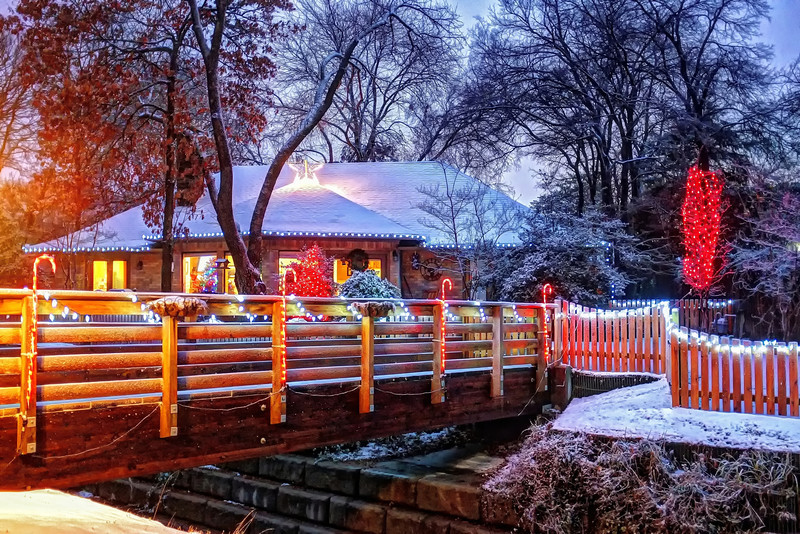 White Christmas 2012