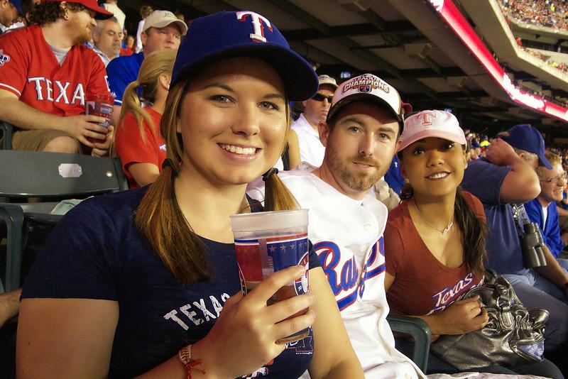 Jennifer, Chris, Deb