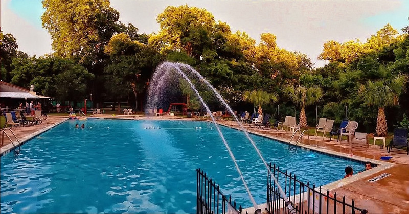 Best swim bar in Dallas