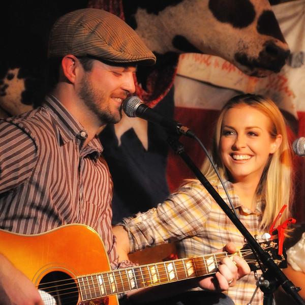 Josh and Kristi Grider